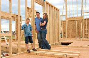 Construction loan process