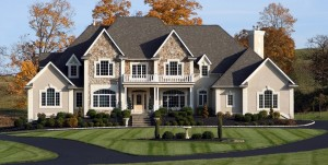 VA jumbo loans for luxury home purchase or refinance with no monthly PMI