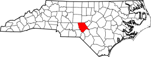 Moore County NC places to live, work, and retire