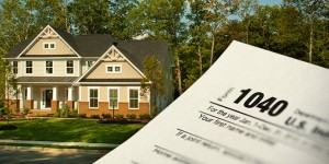 Use a tax refund as a down payment to purchase a home