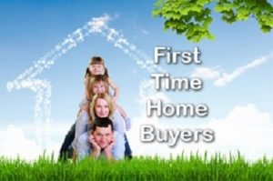 first time home buyer loan